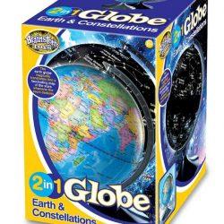 globo terraqueo constelaciones